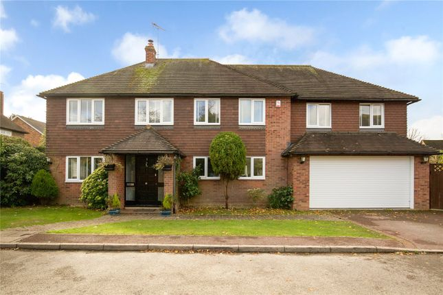 Thumbnail Detached house for sale in St Georges Gardens, Kings Road, Horsham, West Sussex