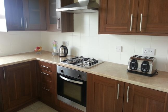 Thumbnail Terraced house to rent in Wellington Terrace, Nottingham