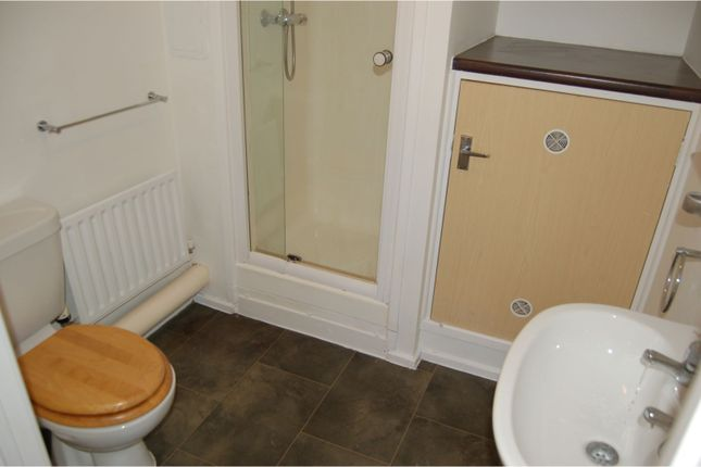 Shower Room of Ivy House Road, Hanley, Stoke-On-Trent ST1