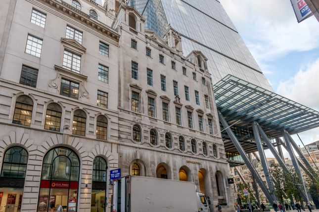 Thumbnail Office to let in 145 Leadenhall Street, London