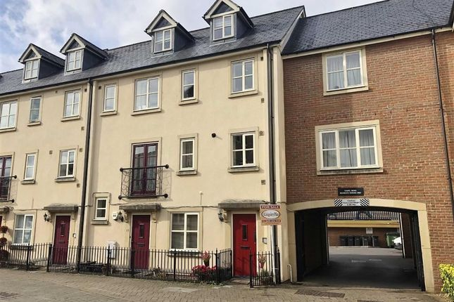 Thumbnail Town house for sale in Chapel Mews, Chippenham, Wiltshire