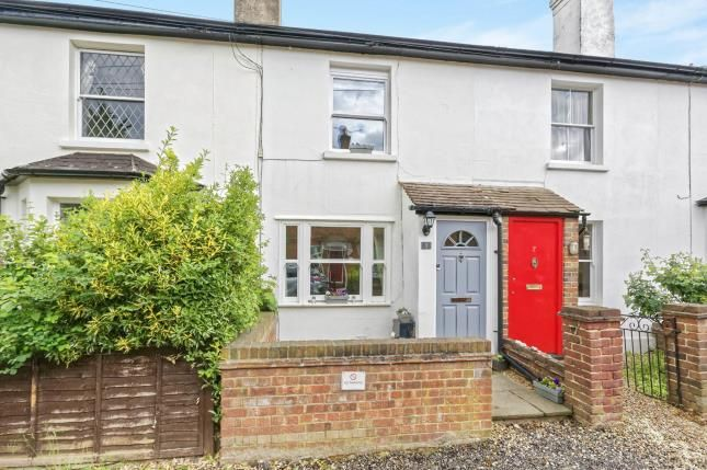 Thumbnail Terraced house for sale in Leatherhead, Surrey