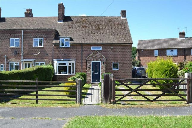 Thumbnail Semi-detached house for sale in Breachfield, Burghclere, Berkshire