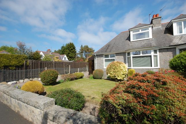 Thumbnail Semi-detached house to rent in Seafield Gardens, Aberdeen