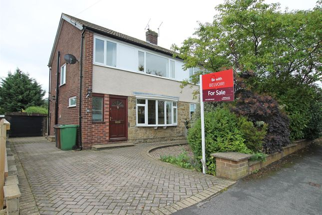 Thumbnail Semi-detached house for sale in St. Richards Road, Otley