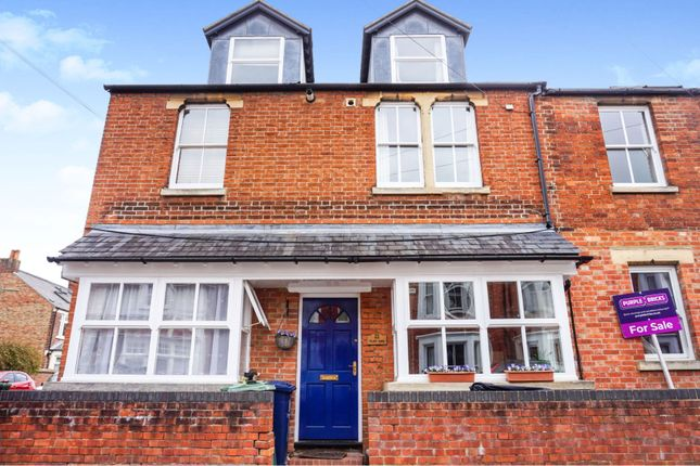 Front of 21 Chilswell Road, Oxford OX1