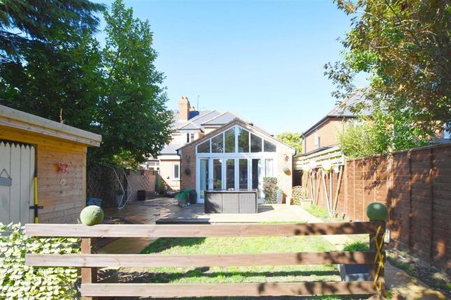 Thumbnail Semi-detached house for sale in Oxstalls Lane, Longlevens, Gloucester