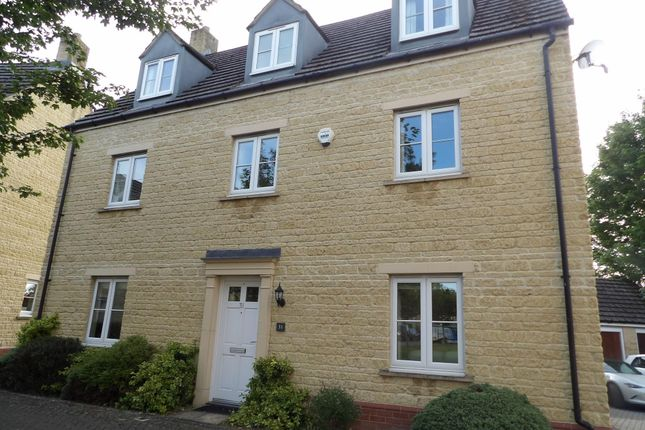 Thumbnail Detached house for sale in Wilkinson Place, Witney, Oxfordshire