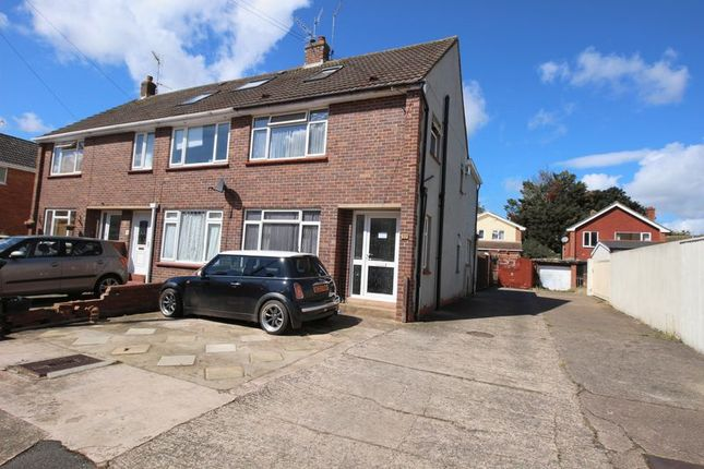 Thumbnail Semi-detached house for sale in Regent Street, St. Thomas, Exeter