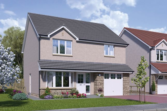 Thumbnail Detached house for sale in The Cuillin, Off Oakley Road, Saline, Dunfermline, Fife
