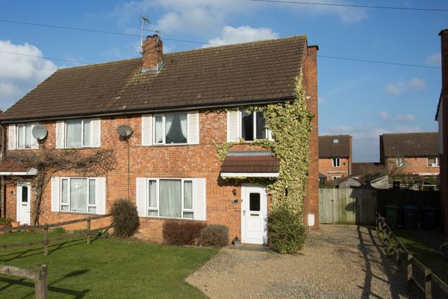 Thumbnail Semi-detached house for sale in Linton Woods Lane, Linton On Ouse, York