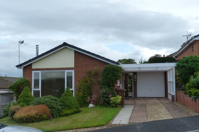 Thumbnail 2 bed detached house to rent in Peard Road, Tiverton
