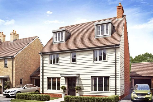 Thumbnail Detached house for sale in Ribble Mead, Biggleswade