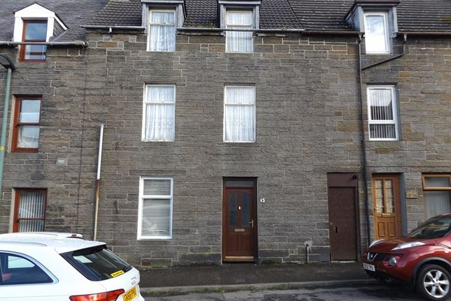 Thumbnail Terraced house for sale in Macarthur Street, Wick
