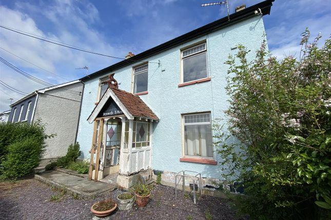 Thumbnail Detached house for sale in Rhosmaen, Llandeilo