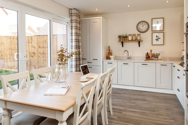 "Thumbnail Semi-detached house for sale in ""Lincoln"" at Heath Road, Leighton Buzzard"