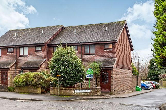 Thumbnail Terraced house for sale in High Street, Pembury, Tunbridge Wells