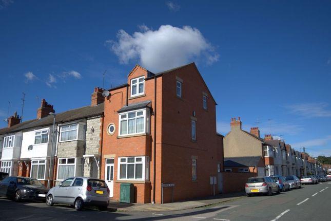 Thumbnail Semi-detached house for sale in King Edward Road, Abington, Northampton
