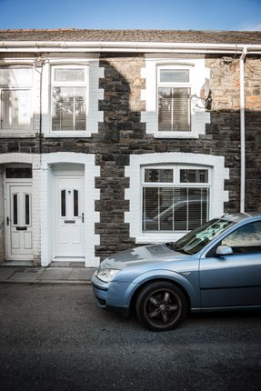Terraced house for sale in Princess Street, Abertillery