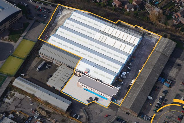 Thumbnail Light industrial to let in Unit D, Graylaw Industrial Estate, Wareing Road, Aintree L9, Aintree,
