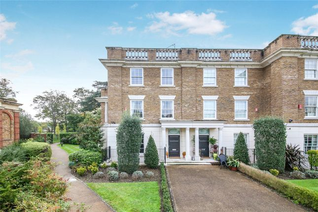 Thumbnail End terrace house for sale in Corsellis Square, St Margarets, Twickenham
