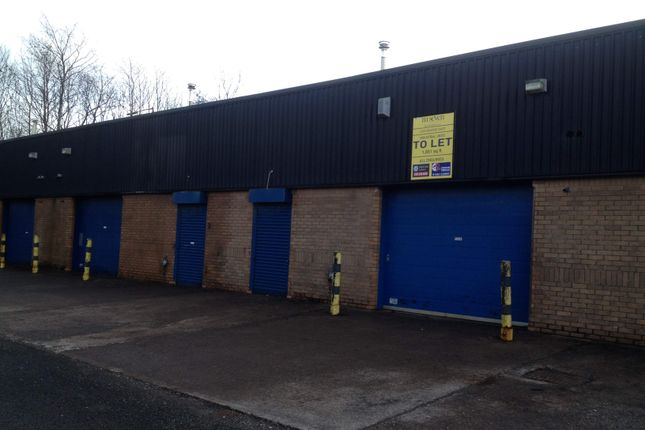 Thumbnail Light industrial to let in Block 5 Unit 3, Caledonian Place, Lochshore East Industrial Estate, Glengarnock