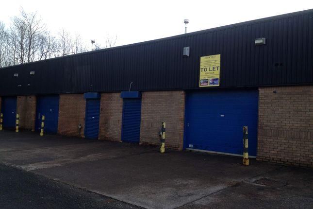Thumbnail Light industrial to let in Block 5 Unit 2, Caledonian Road, Lochshore East Industrial Estate, Glengarnock