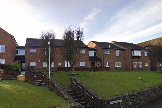 Thumbnail Flat to rent in Crowbridge Park, Cullompton