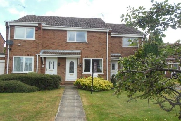 Thumbnail Property to rent in Harrow Glade, Rawcliffe, York