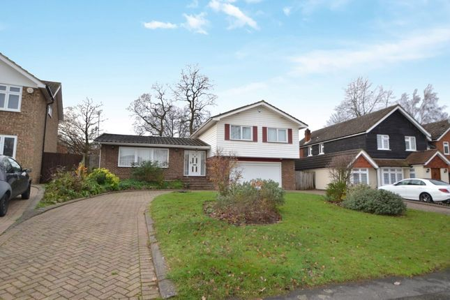 Thumbnail Detached house for sale in Lambourn Way, Lordswood, Chatham