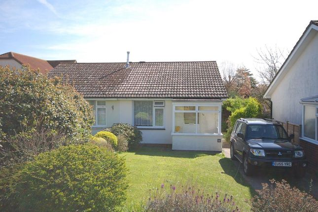 Thumbnail Bungalow to rent in Drovers Way, Seaton