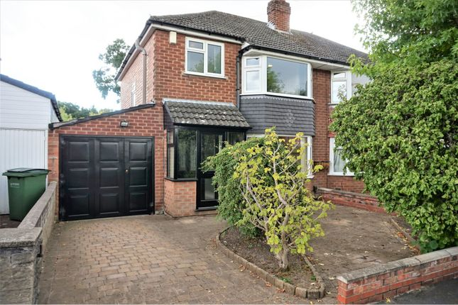 Thumbnail Semi-detached house to rent in Nursery Road, Cheadle