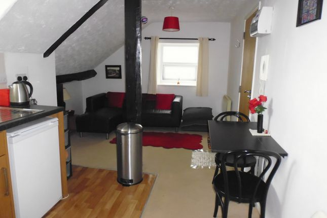 Thumbnail 1 bedroom flat to rent in Eagle Parade, Buxton, Derbyshire