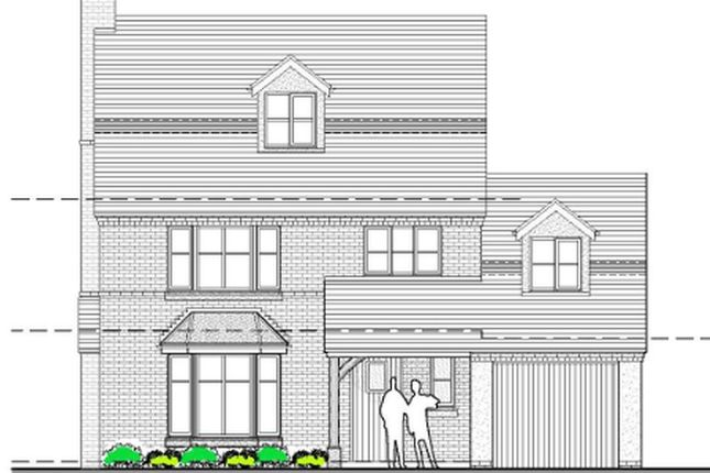 Thumbnail Detached house for sale in 1, Cuttlestone Court, Frog Lane, Wheaton Aston