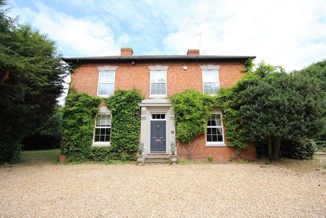 Thumbnail Country house to rent in Trotshill Lane East, Warndon, Worcester