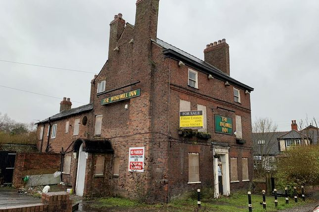Thumbnail Pub/bar for sale in The Windmill Inn, 24 Wigan Road, Ormskirk, Ormskirk, Lancashire