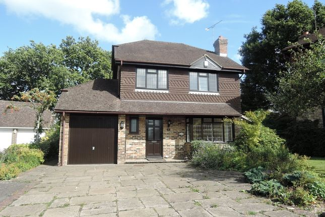 Thumbnail Detached house to rent in Sheringham Close, Staplecross, Robertsbridge