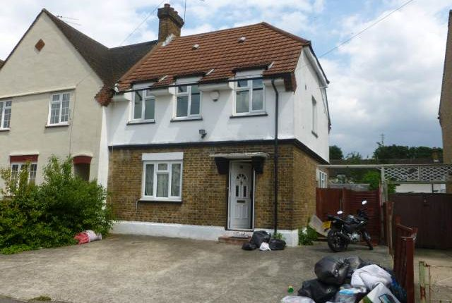 Thumbnail Property to rent in Peartree Avenue, West Drayton, Middlesex