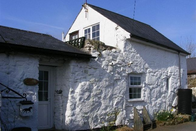 Thumbnail Cottage to rent in Roche, St. Austell