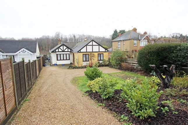 Thumbnail Detached bungalow for sale in Key Street, Sittingbourne, Kent