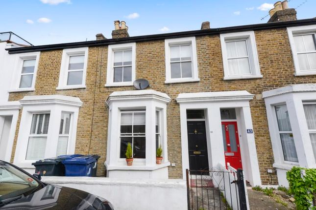 Thumbnail Terraced house to rent in Northfield Road, London