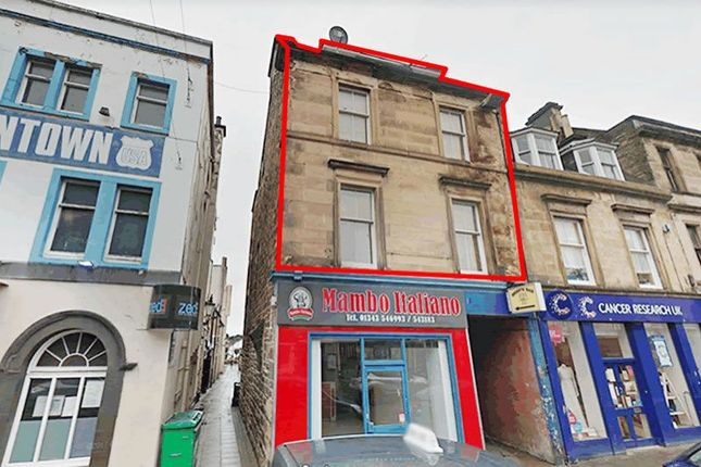 Thumbnail Commercial property for sale in High Street, Elgin