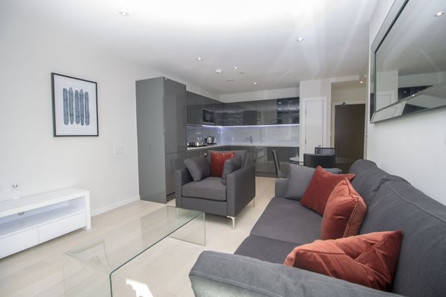 Thumbnail Flat for sale in Cassia Point, Glasshouse Gardens, Stratford