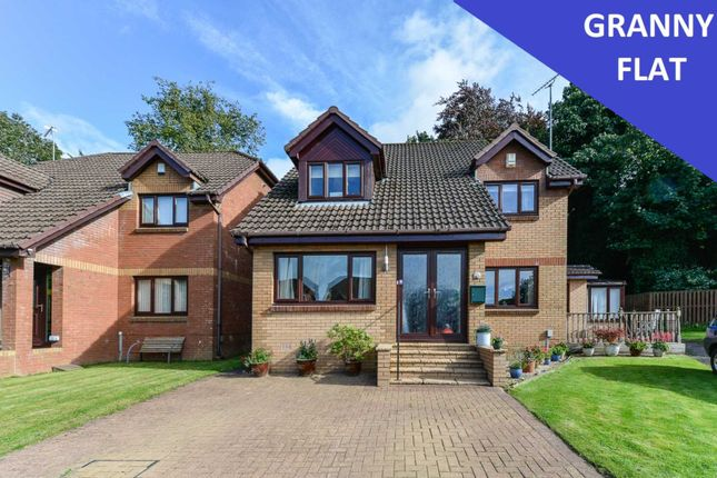 Thumbnail Detached house for sale in Springfield Woods, Johnstone