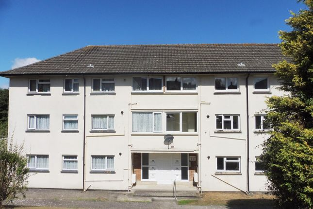 Thumbnail Flat to rent in Fegen Road, Plymouth