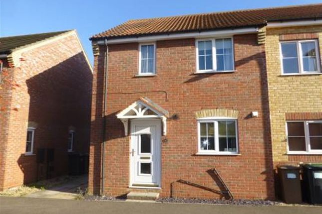 Thumbnail Property to rent in Bramling Way, Sleaford, Lincs