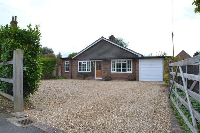 Thumbnail Detached bungalow for sale in Aldermaston Road, Pamber End, Tadley
