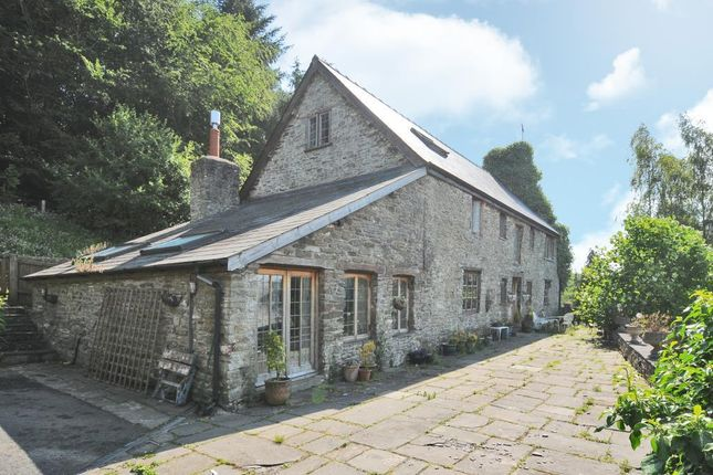 Thumbnail Detached house for sale in Hay On Wye, Painscastle