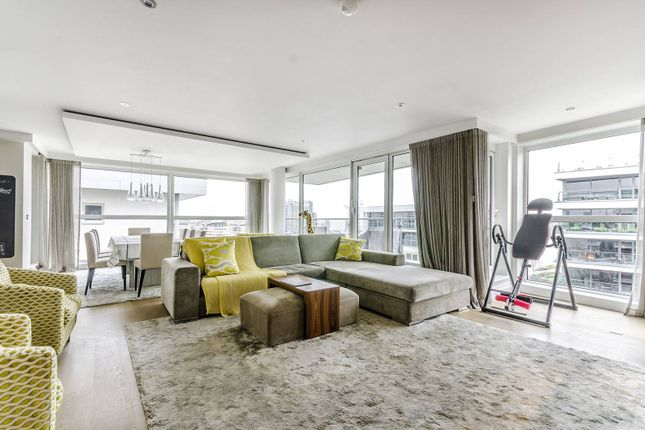 Thumbnail Flat To Rent In Thames Point Imperial Wharf
