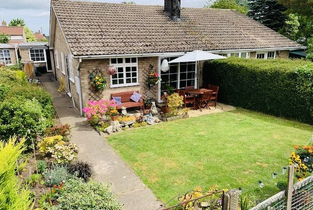 Thumbnail Bungalow for sale in The Croft, Sheriff Hutton, York, North Yorkshire